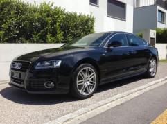Audi A5 Sportback 3.0 TDI quattro Bild 1
