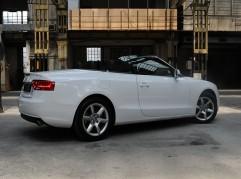 Audi A5 Cabrio 2.0 TFSI Bild 1