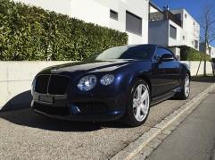 Bentley Continental GTC V8 Bild 1