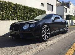 Bentley Continental GTC V8 S Bild 1