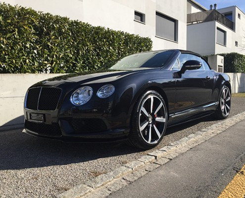 Bentley Continental GTC V8 S Bild 1