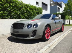 Bentley Continental Supersports Convertible ISR Bild 1