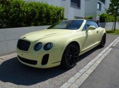 Bentley Continental Supersports Conv.