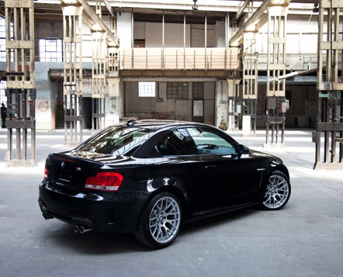 BMW 1er M Coupé Bild 1