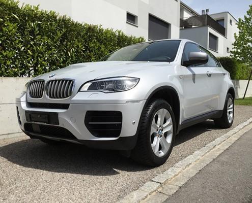 BMW X6 M50d Bild 1