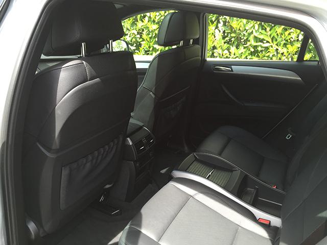 BMW X6 M50d Bild 11