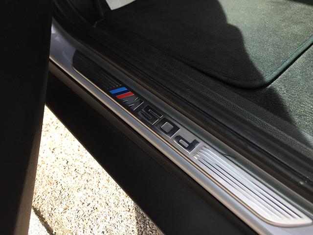 BMW X6 M50d Bild 13