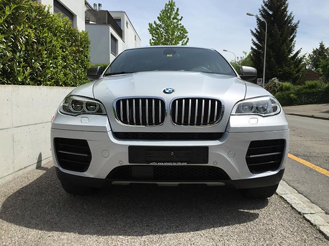 BMW X6 M50d Bild 2