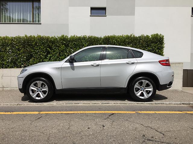 BMW X6 M50d Bild 3