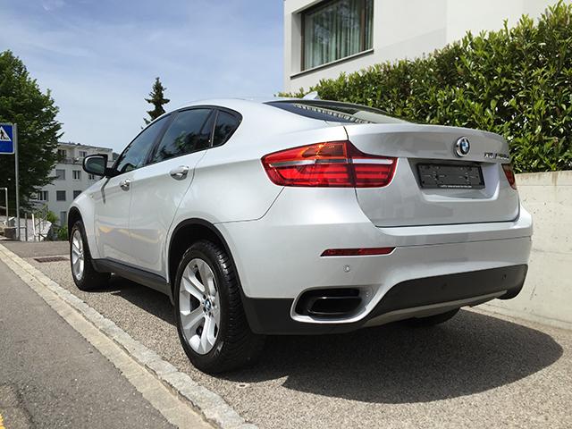 BMW X6 M50d Bild 4