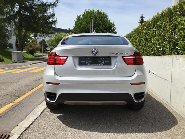 BMW X6 M50d Bild 5