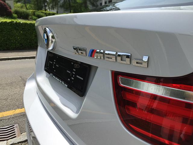BMW X6 M50d Bild 6