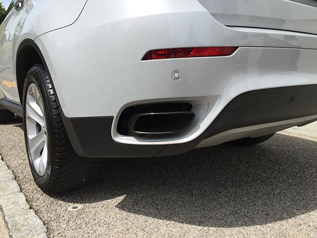 BMW X6 M50d Bild 7