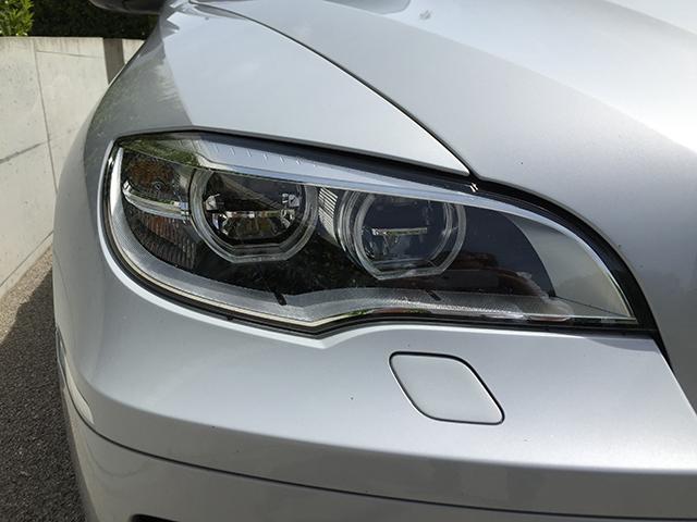 BMW X6 M50d Bild 8