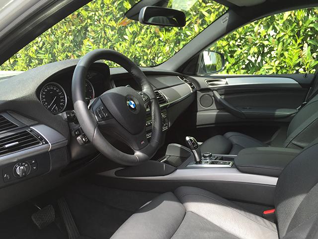 BMW X6 M50d Bild 9