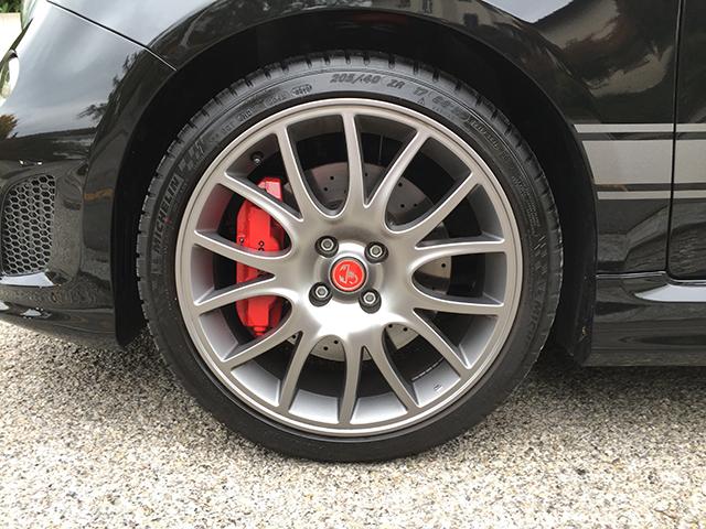 Fiat Abarth 595 Competizione C Bild 8