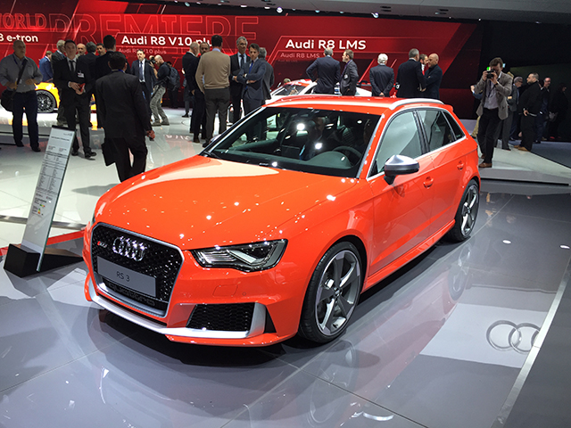 NEW Audi RS3 Sportback