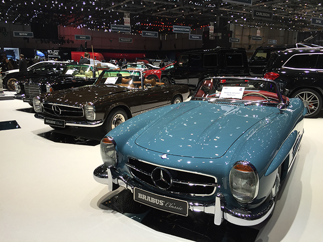 Mercedes-Benz 300SL and Mercedes-Benz 280SL Pagode