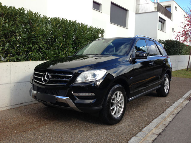 Wheels for life ag mercedes benz ml 250 4m for Mercedes benz battery life