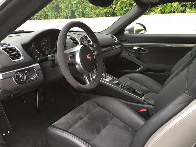 Porsche Boxster GTS Bild 11