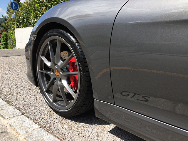 Porsche Boxster GTS Bild 7