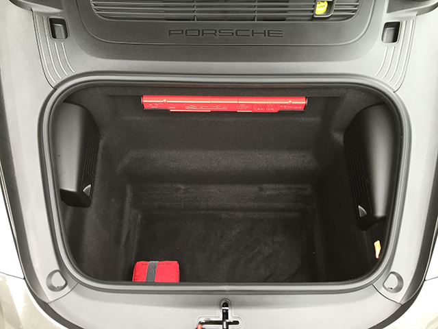 Porsche Boxster GTS Bild 9