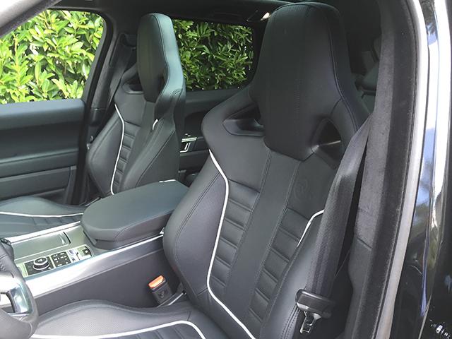 Range Rover Sport SVR FS Bild 11