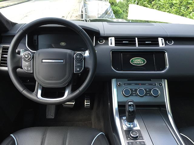 Range Rover Sport SVR FS Bild 13