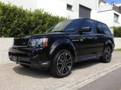 Range Rover Sport SDV6 Black Edition Bild 1