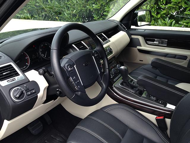 Range Rover Sport Silverstone Bild 11