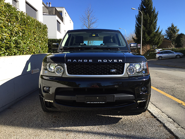 Range Rover Sport Silverstone Bild 2