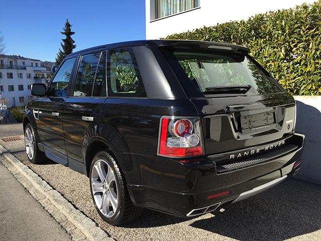 Range Rover Sport Silverstone Bild 4