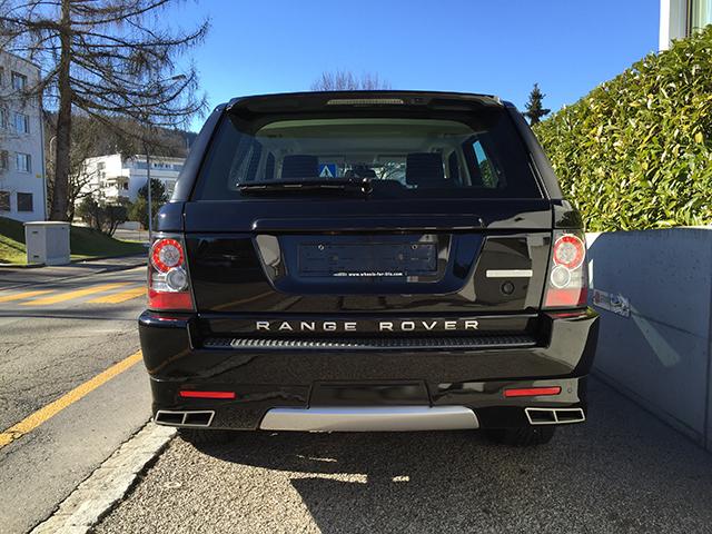 Range Rover Sport Silverstone Bild 5
