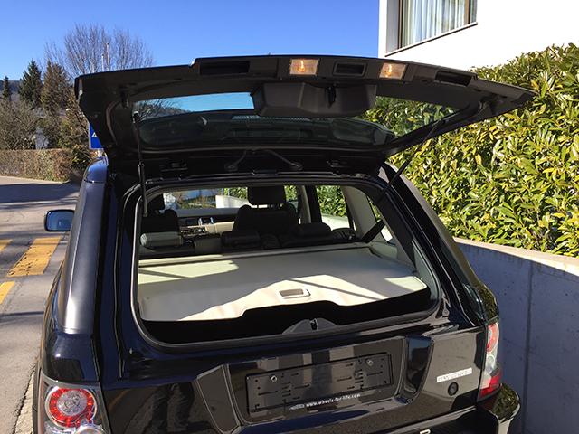 Range Rover Sport Silverstone Bild 6